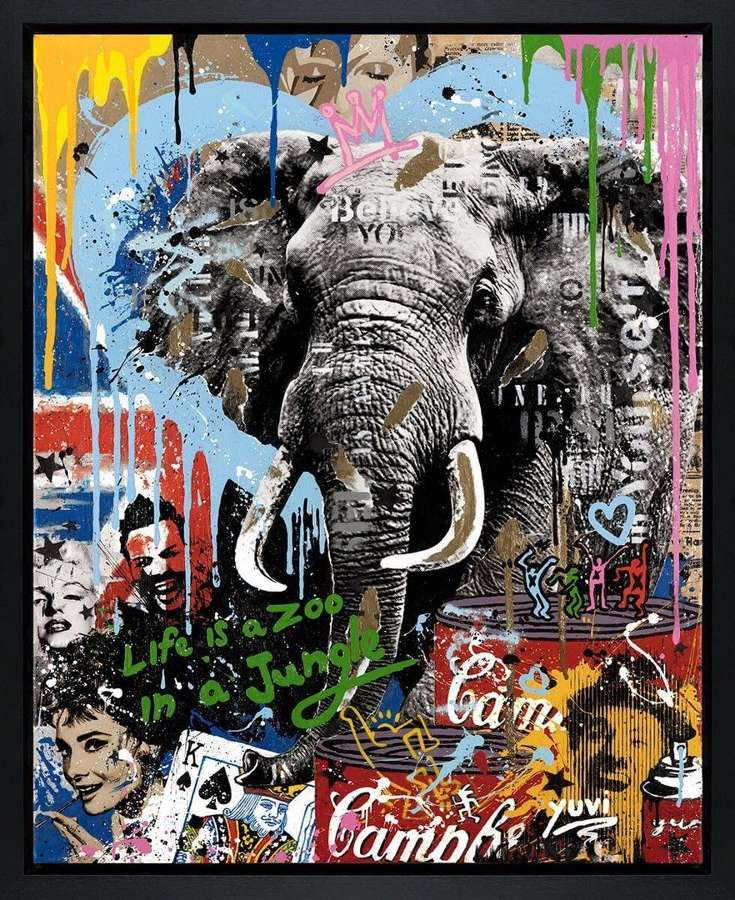 Yuvi- Street Art