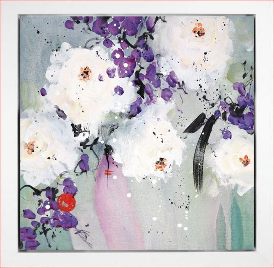 Lovelight I-Framed Art Print by Artist Danielle O'Connor Akiyama