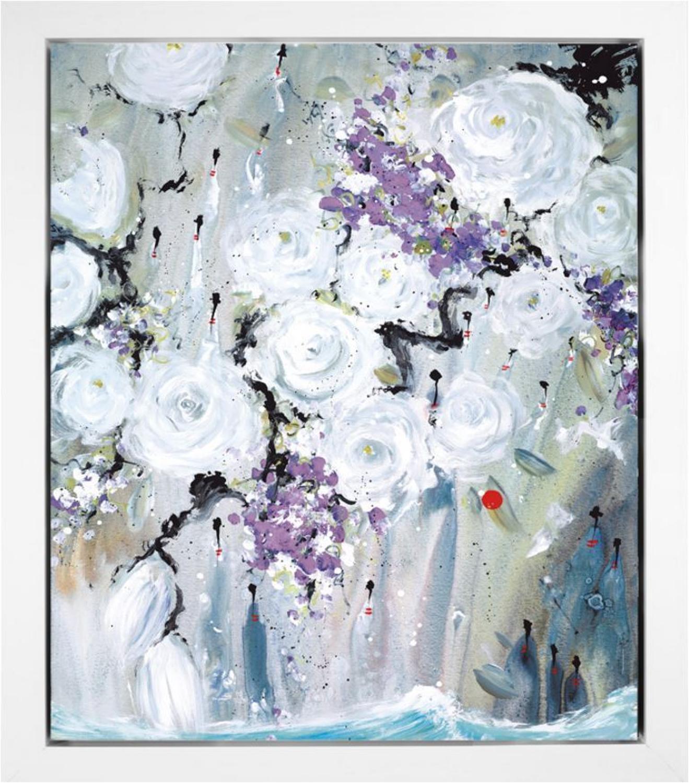 Voyage Of Tranquility framed art print Danielle O'Connor Akiyama