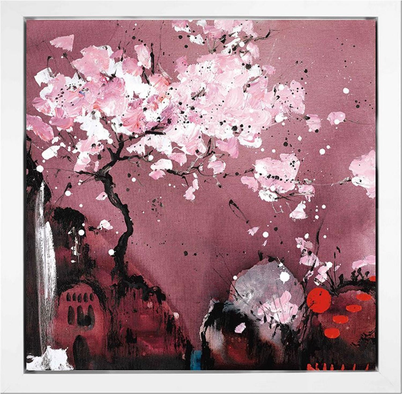 Painted Dreams II Danielle O'Connor Akiyama-Framed