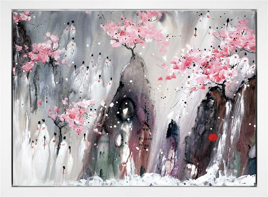Refuge by Danielle O'Connor Akiyama-Framed