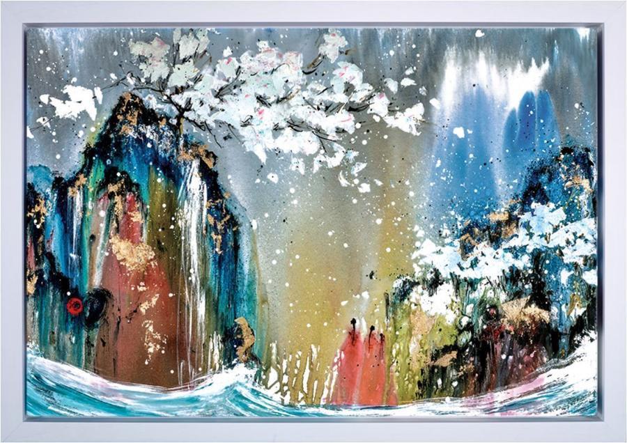 The Journey Canvas Art Print Danielle O'Connor Akiyama