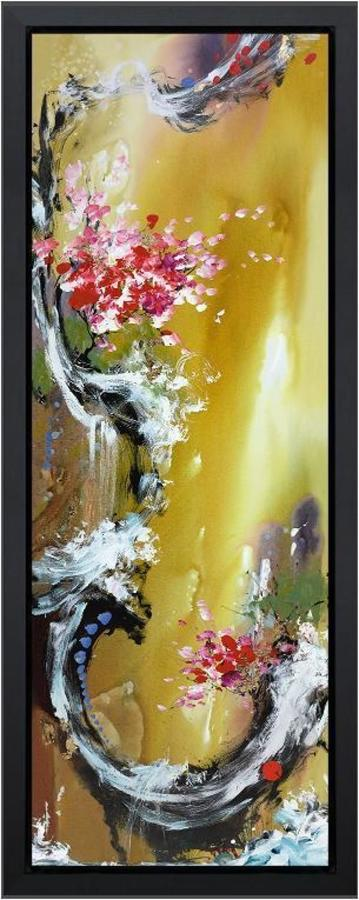 Earth Canvas Art Print Danielle O'Connor Akiyama