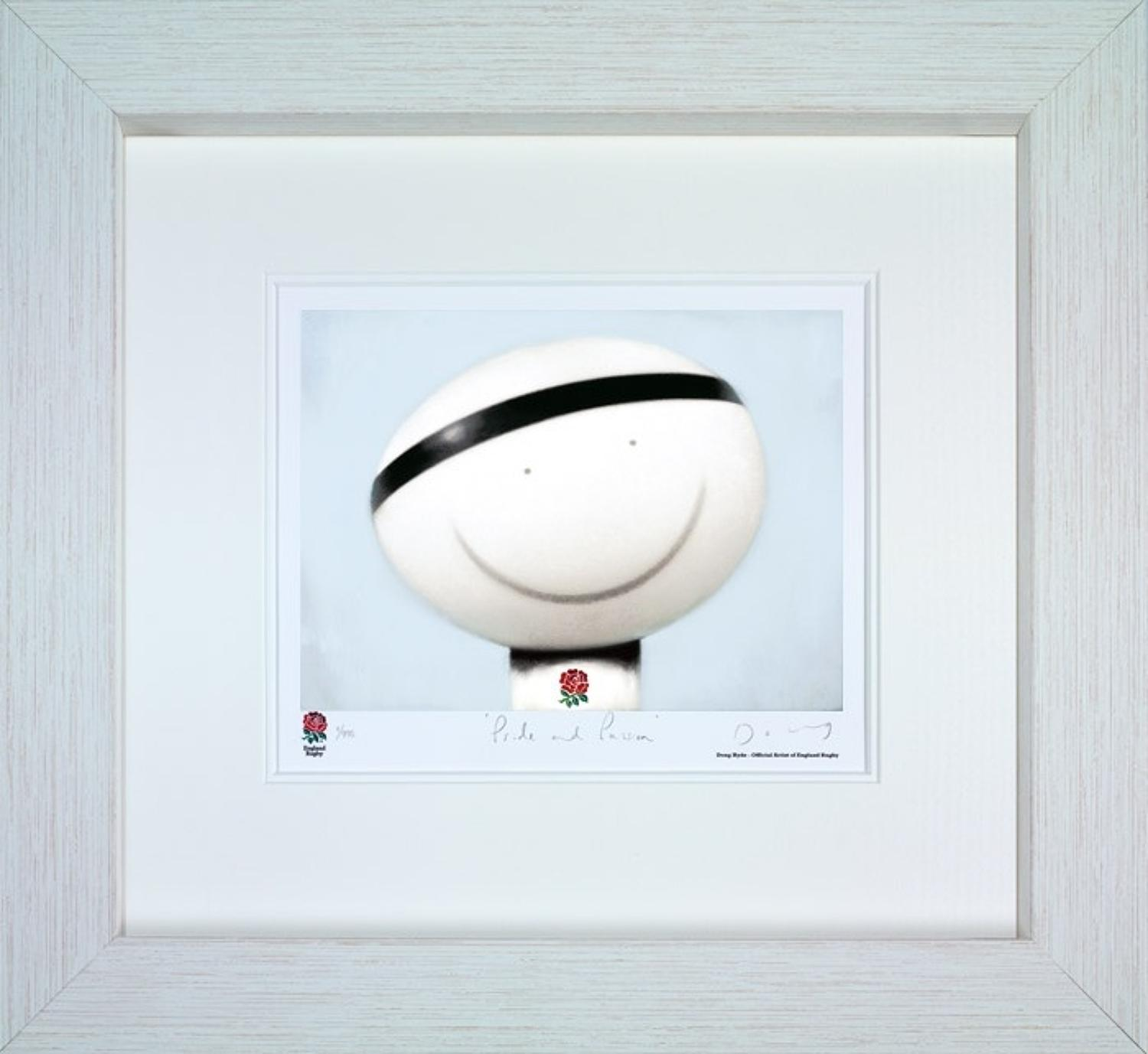 Doug Hyde - Pride And Passion Framed Art Print