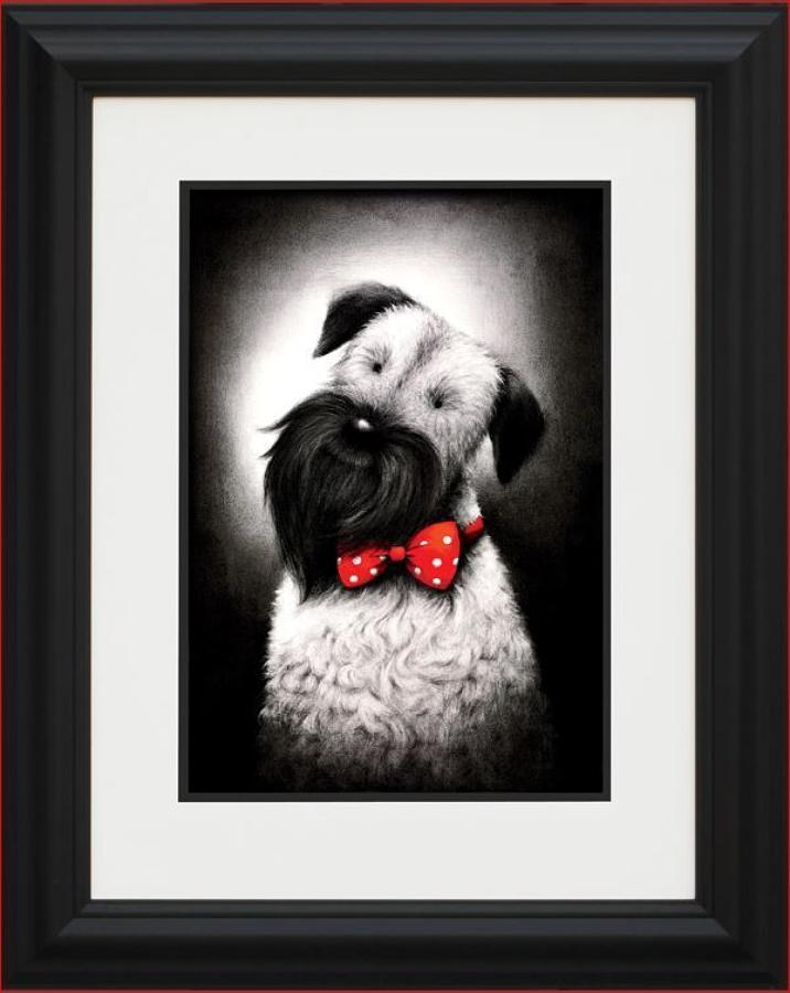 Big Spender Framed Art Print By Artist Doug Hyde