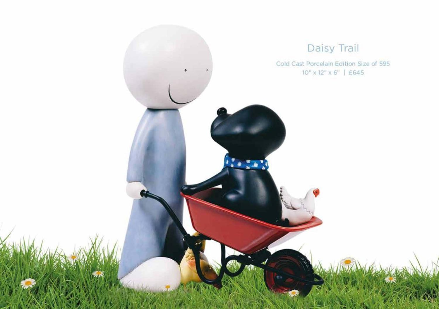 Doug Hyde - Daisy Trail Sculpture