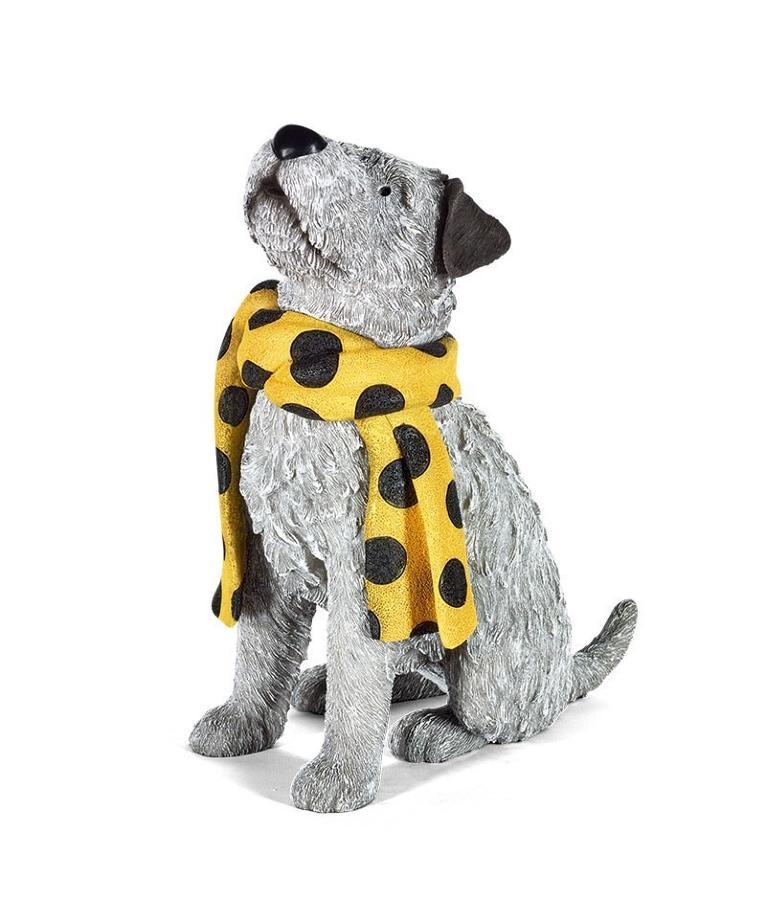 Doug Hyde - Shabby Chic Dog Sculpture