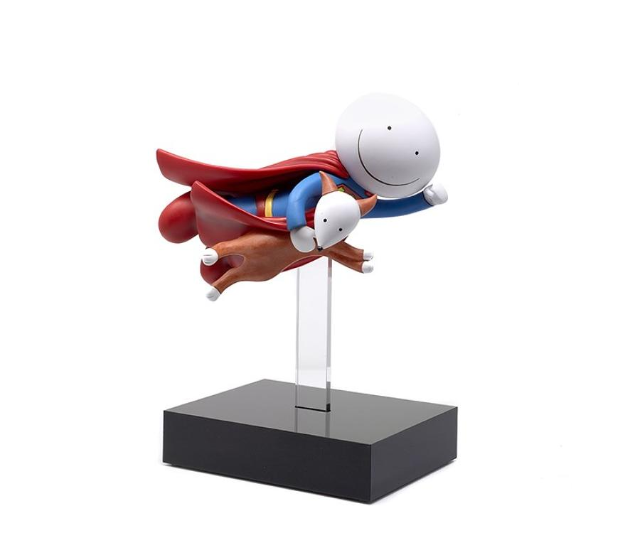 Doug Hyde - Is it a Bird? Is it a Plane? Sculpture
