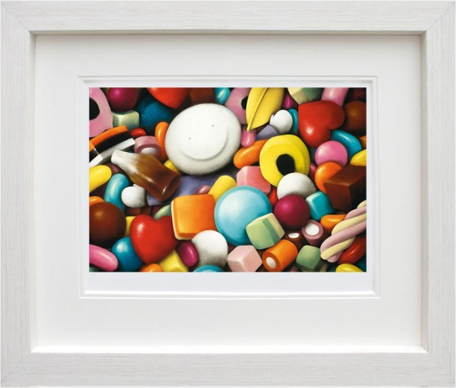Doug Hyde - Pick Me! Framed Art Print