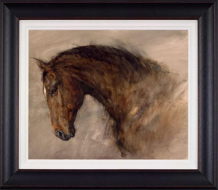 Gary Benfield - Directors Choice - Framed Canvas Art Print