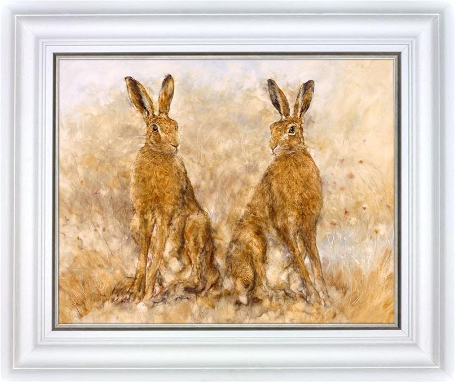Gary Benfield - Brief Encounter - framed art print