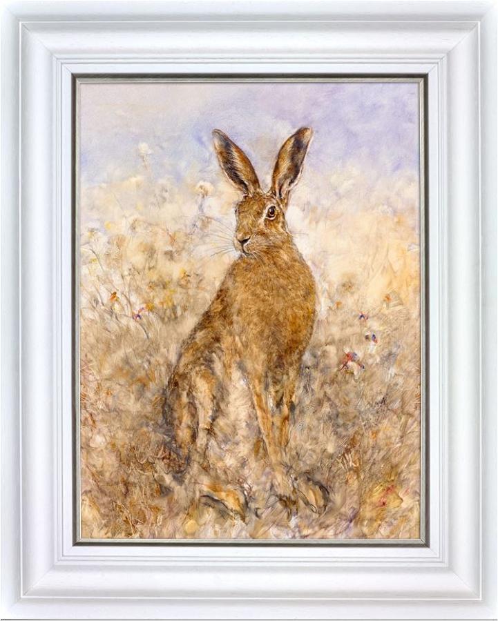 Gary Benfield - Blithe Spirit - framed art print
