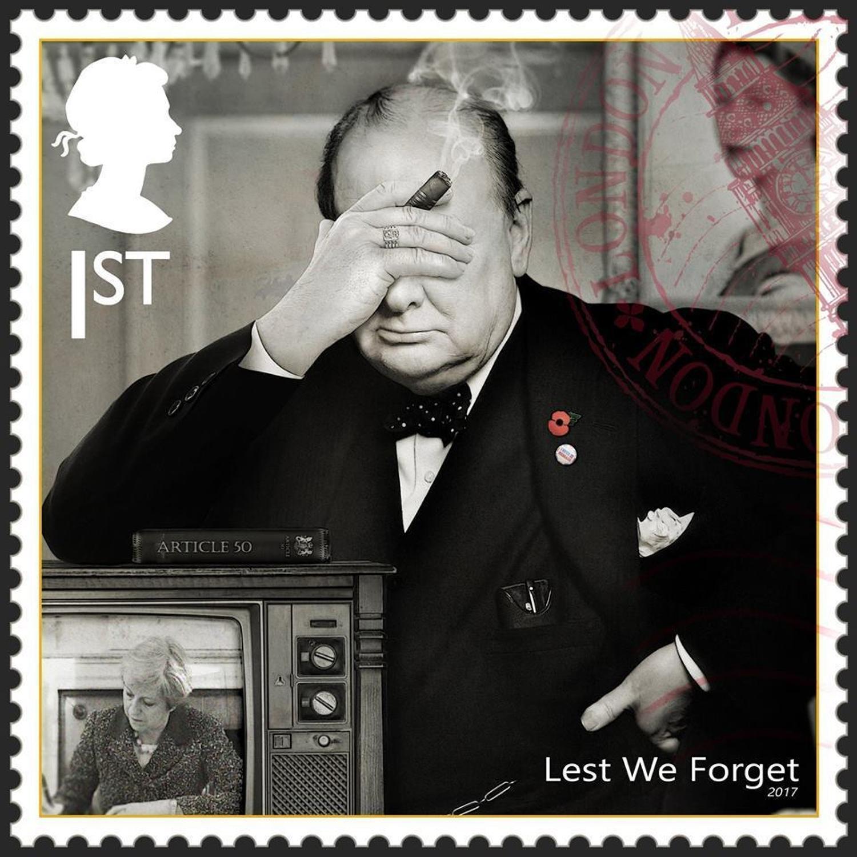'Lest We Forget' Art Print by Gary John Jones