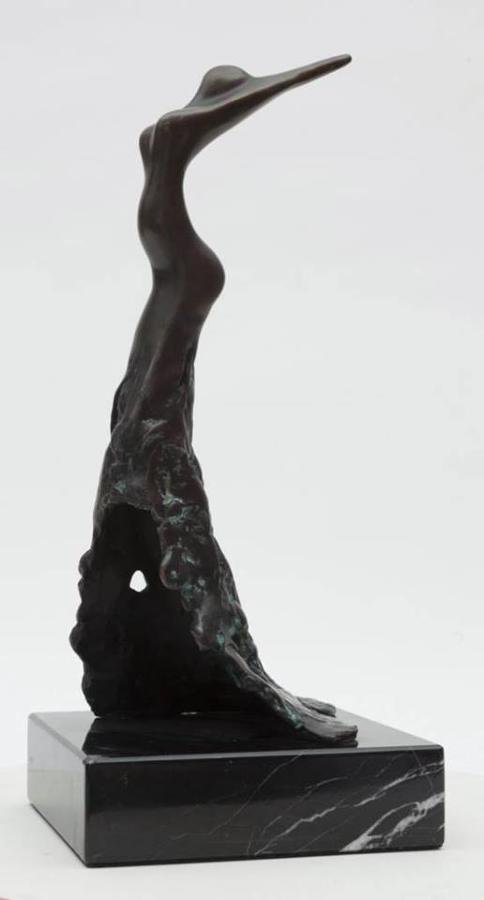 Divine Bronze Sculpture Jennine Parker