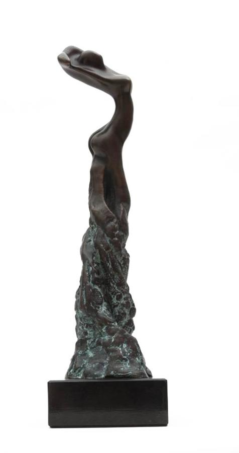 Purity Bronze Sculpture by Jennine Parker