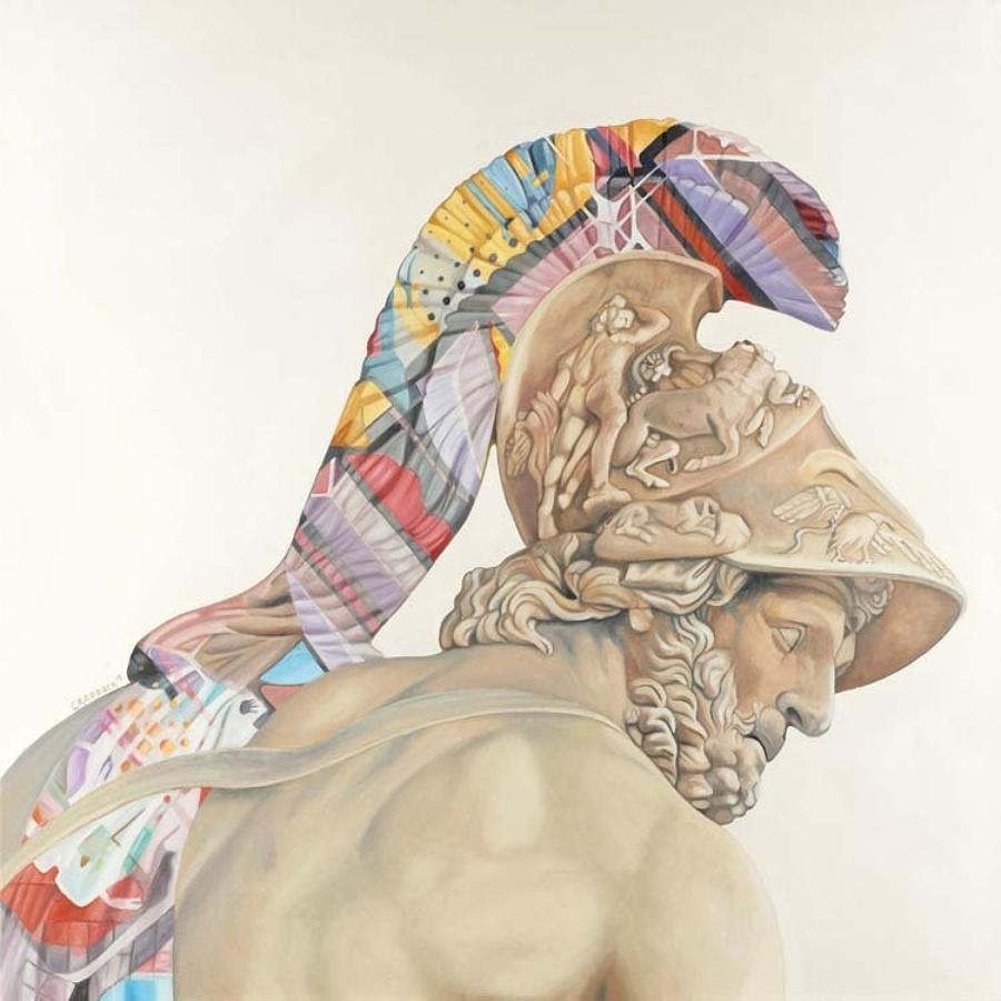 Honour Box Canvas Art Print By Artist Jody Craddock
