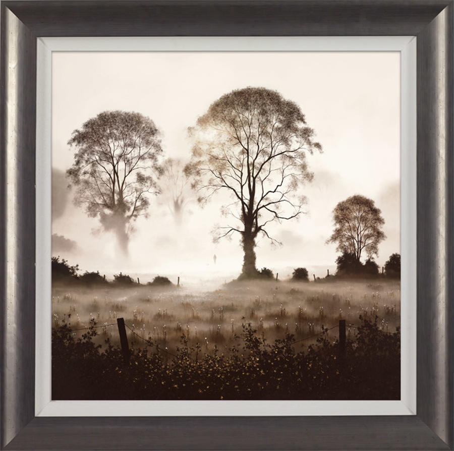 A Day To Day Dream Framed Art Print by John Waterhouse