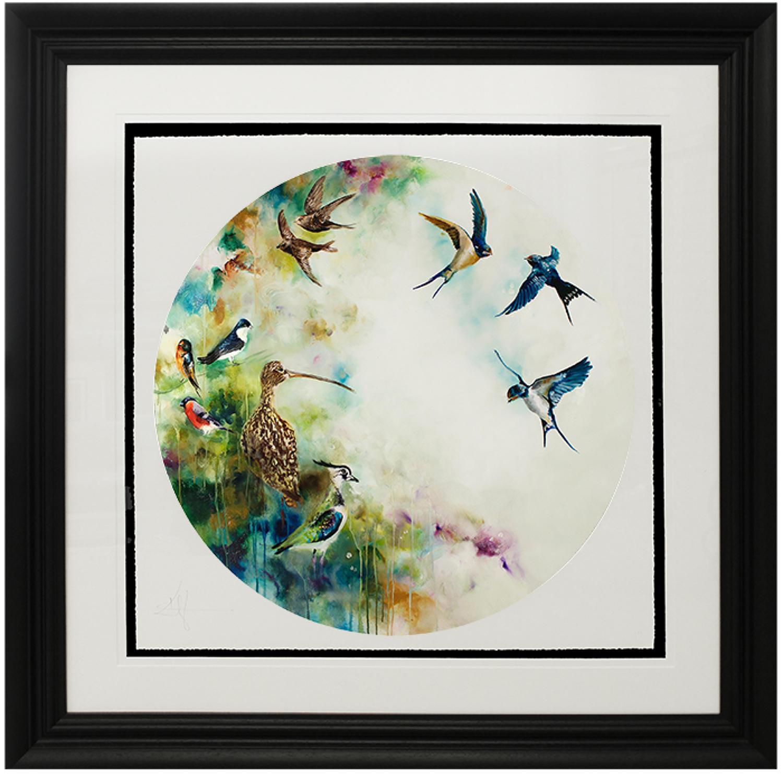 Solstice (Swifts) by Katy Jade Dobson