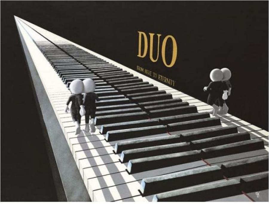 Duo By Mark Grieves High Gloss Edition