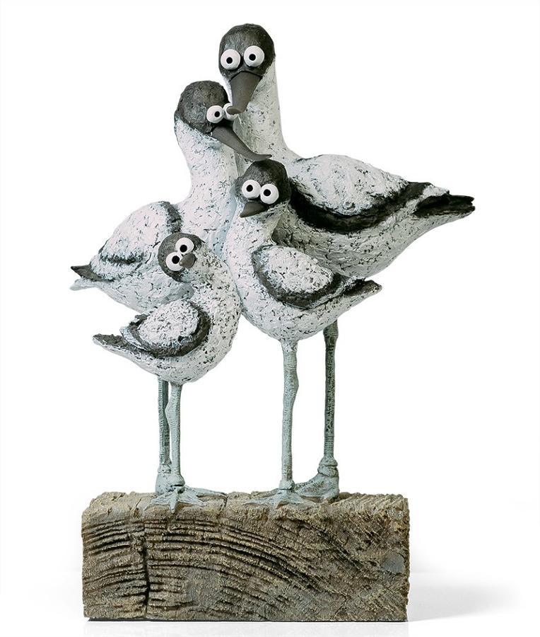 Rebecca Lardner Sculpture- Sea Legs