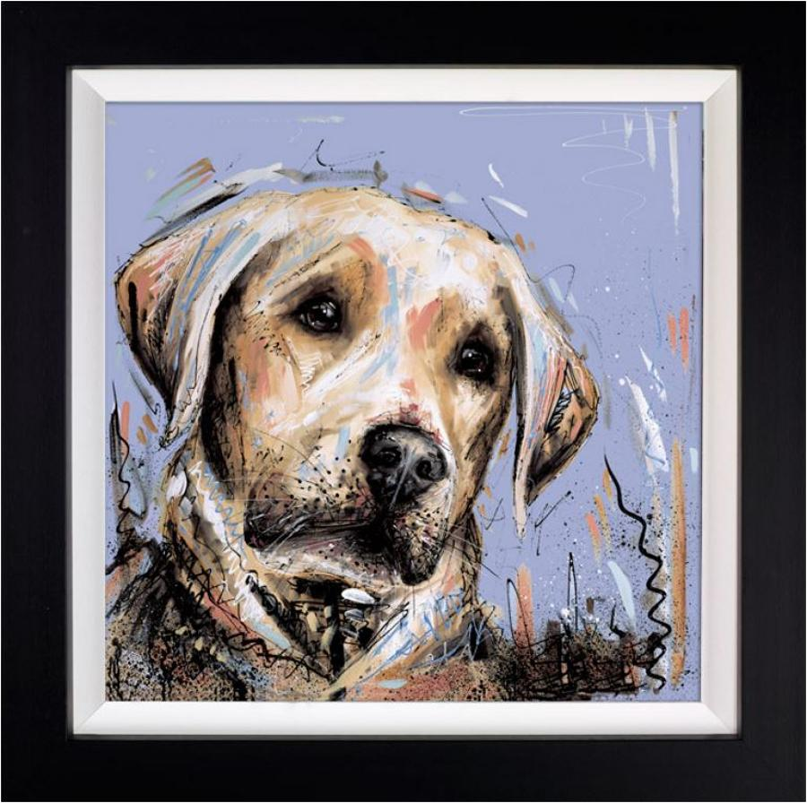 Paws For Thought by Samantha Ellis Framed Art Print