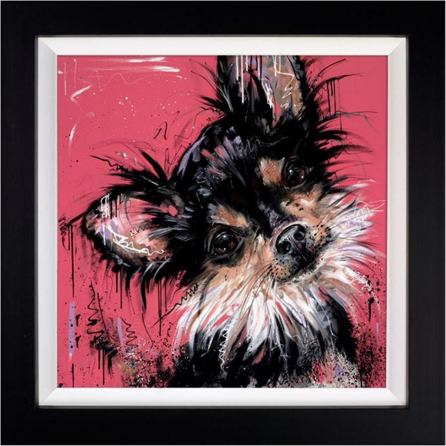Because I'm Worth It by Samantha Ellis Framed Art Print