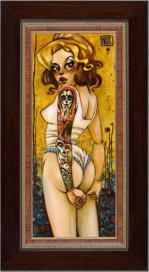 Tainted Love by Todd White-Framed