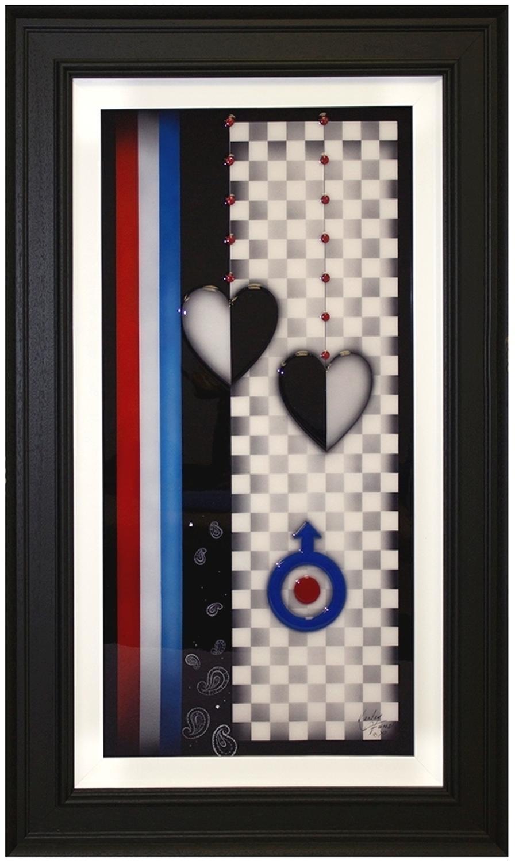 For The Love Of Mod Framed Art By Kealey Farmer