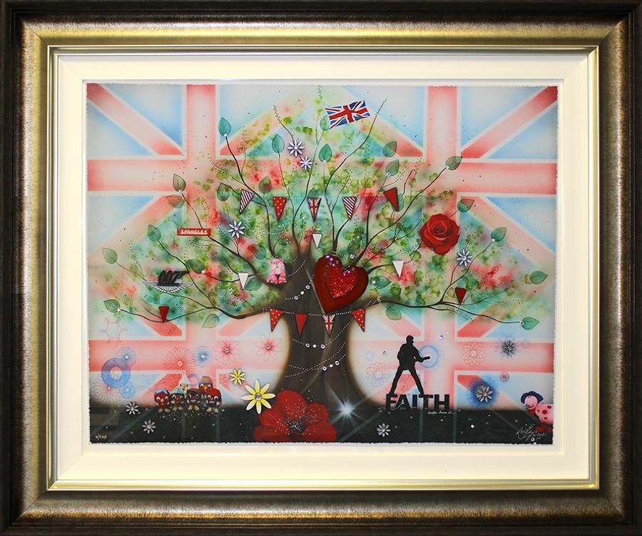 ''Memories Of A Brit Kid'' by Kealey Farmer