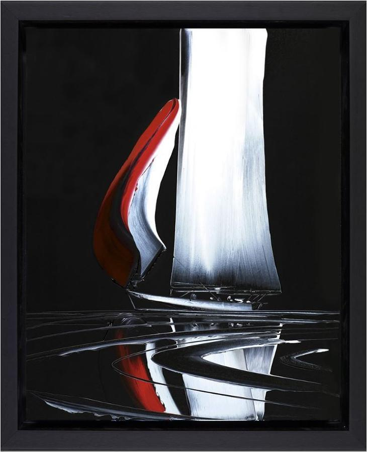 Duncan Macgregor-Into the Night - Dye Sublimation Framed Art Print