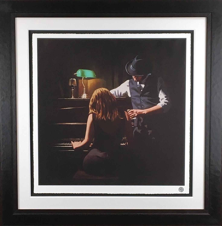 Play It Again Framed Art Print by Richard Blunt