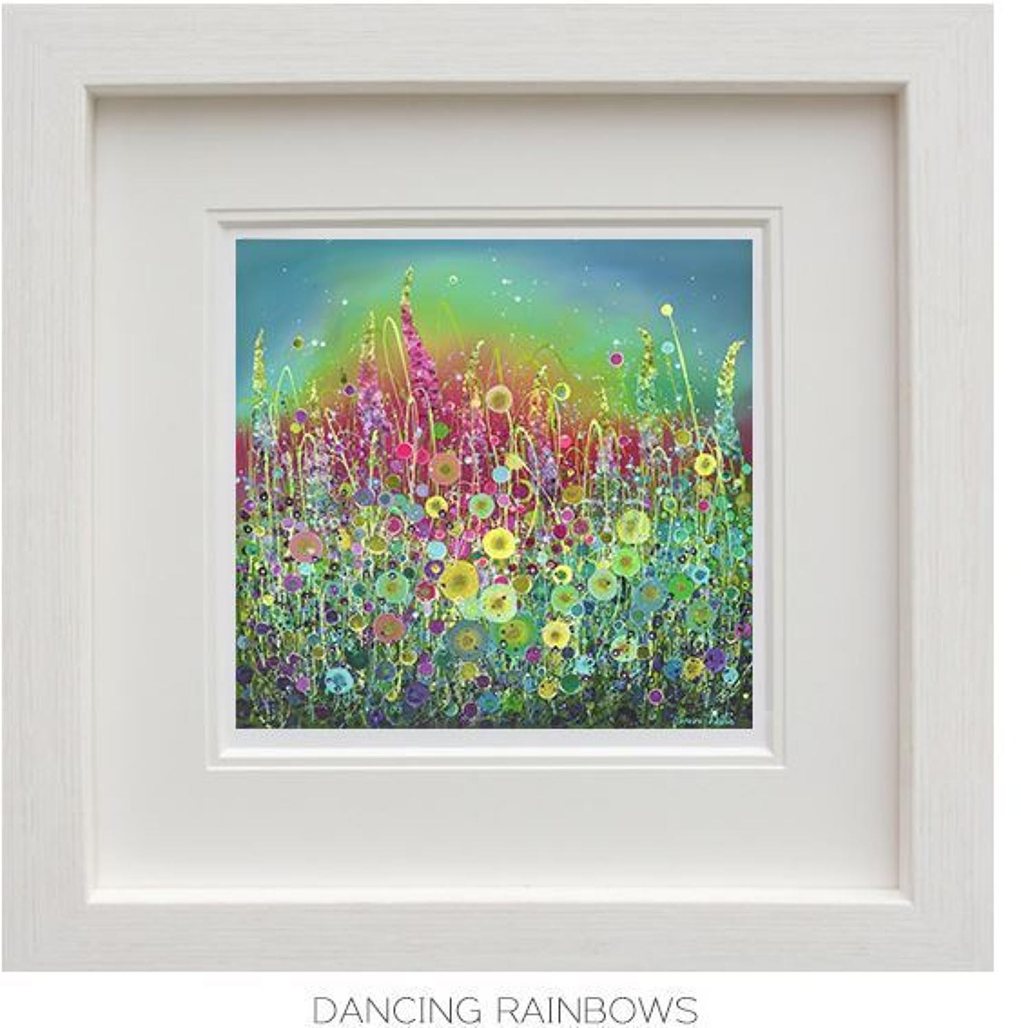 Dancing Rainbows by Leanne Christie