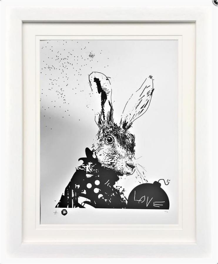 The Gift Framed Art Print By Harry Bunce