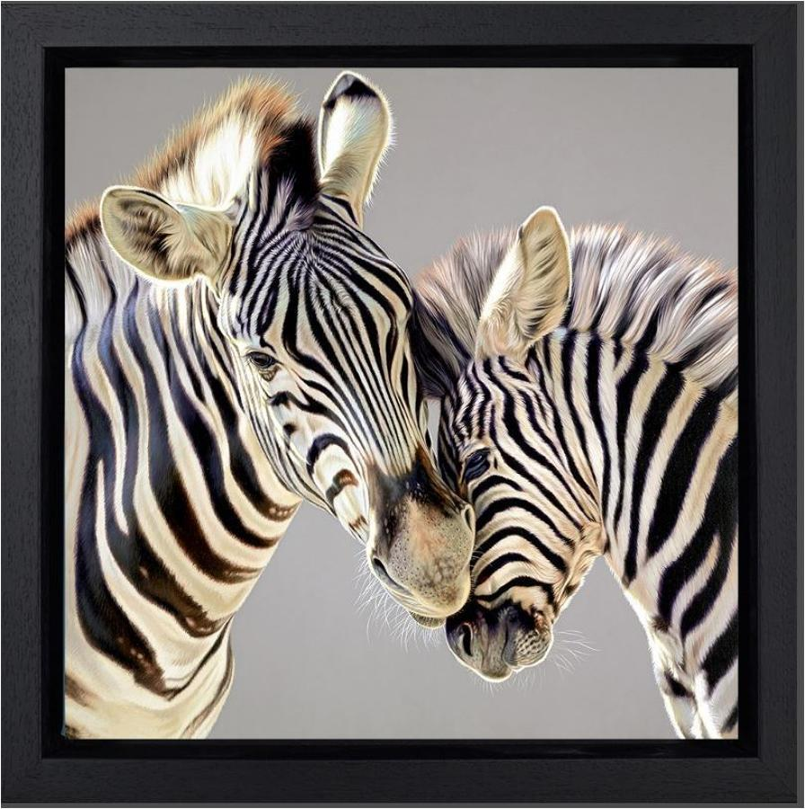 Tender Touch Framed Art Print Darryn Eggleton