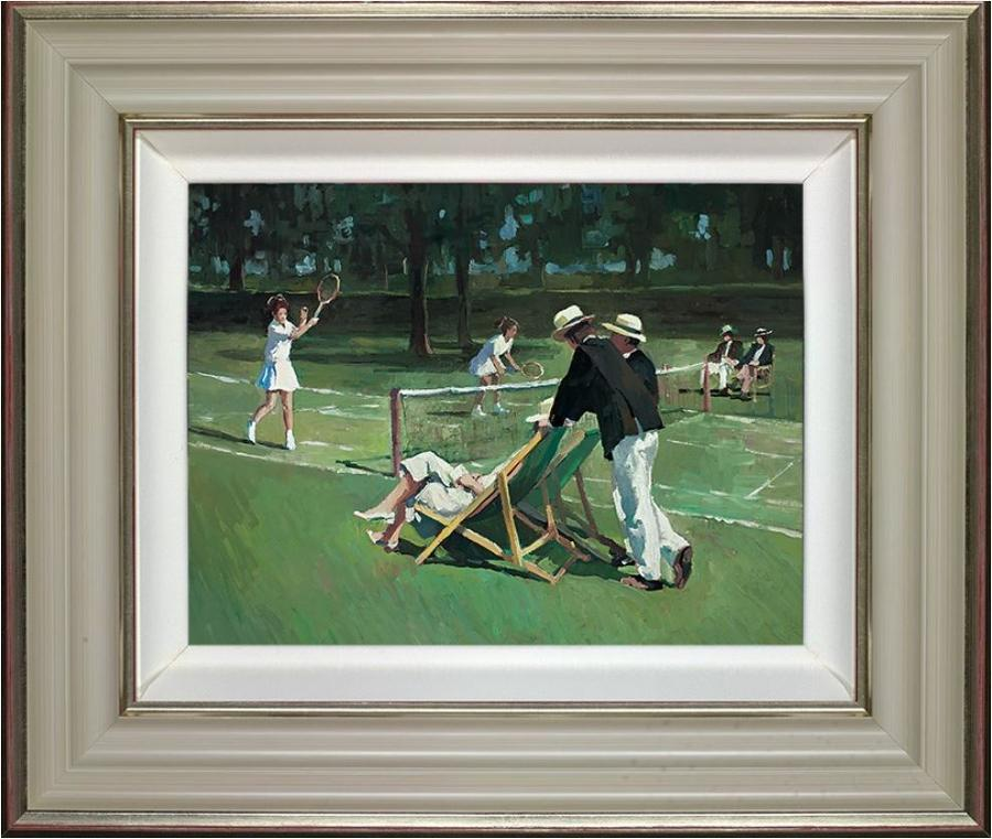 Perfect Match Framed Art Print by Sherree Valentine Daines