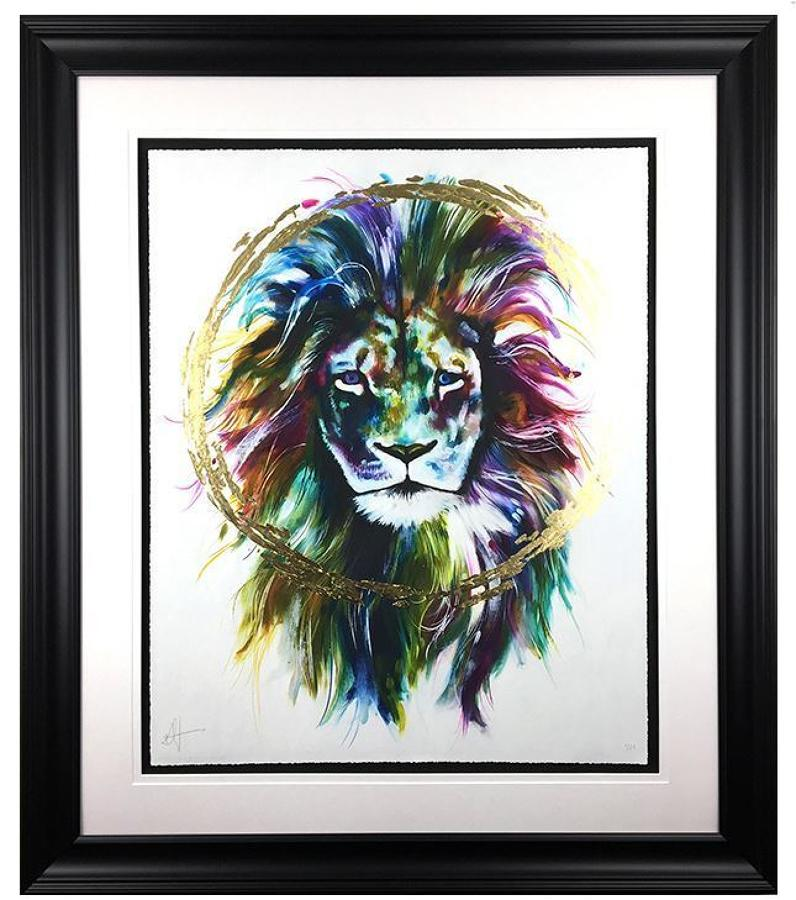 Aureus Framed Art Print By Katy Jade Dobson