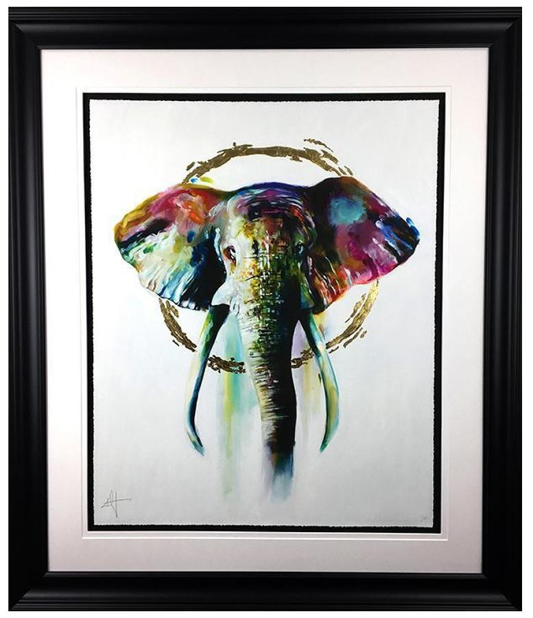 Gilt Framed Art Print By Katy Jade Dobson