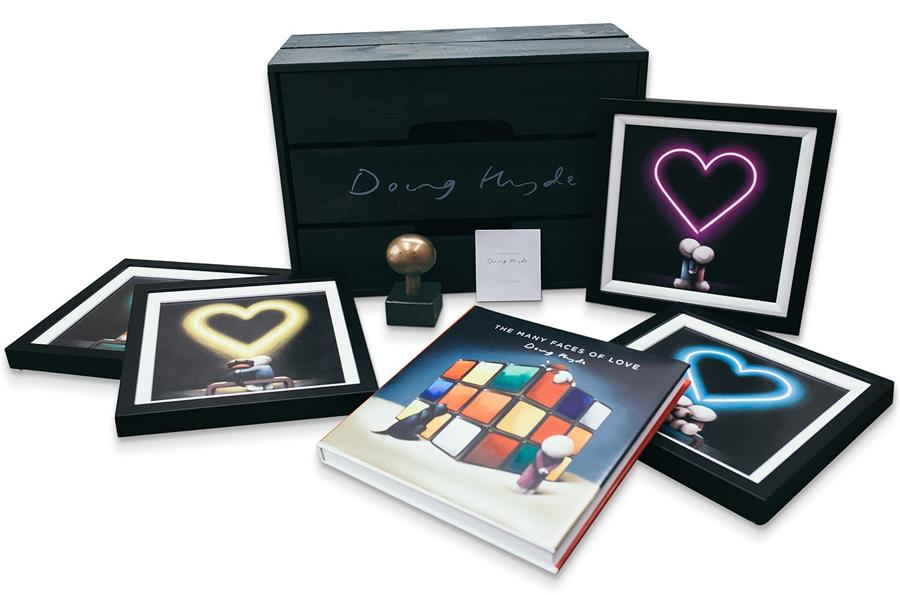 Doug Hyde-The Box of Love Collection