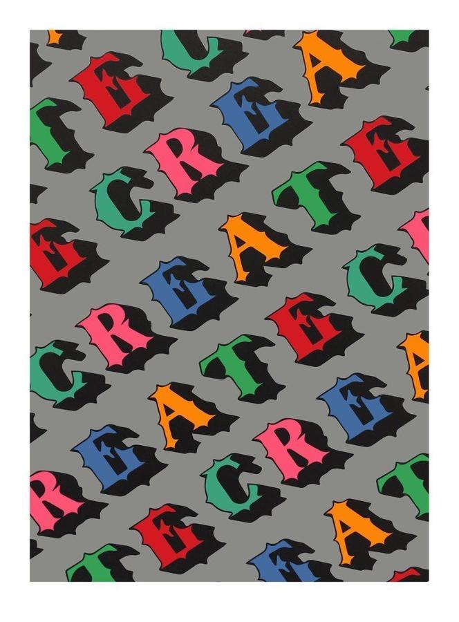 Ben Eine - Create Art Print