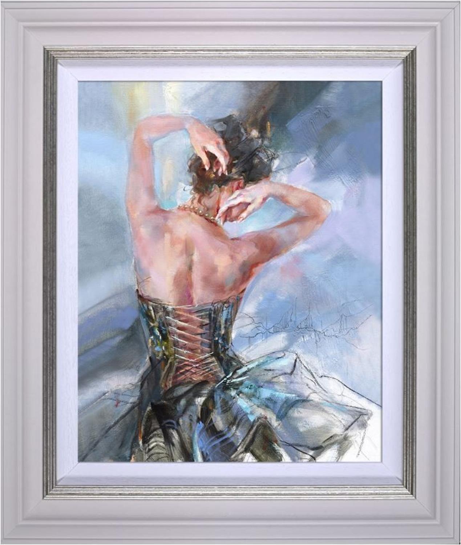 Anna Razumovskaya Forever Young Framed Canvas Art Print
