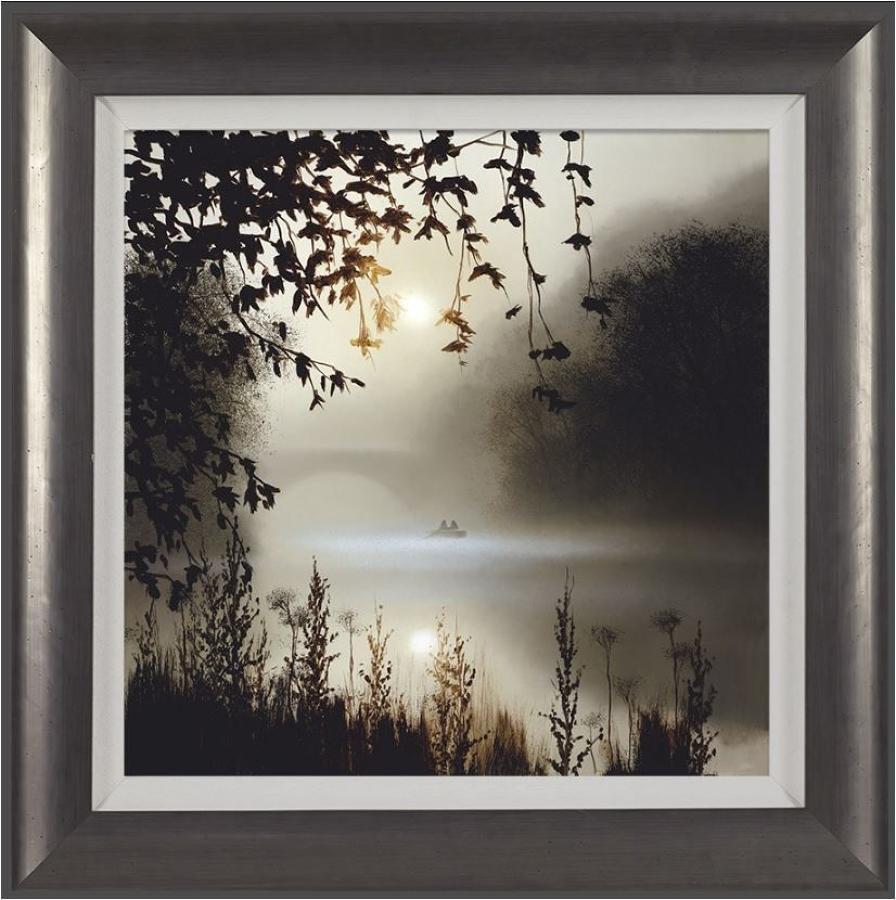 Breathing Space Framed Art Print by John Waterhouse