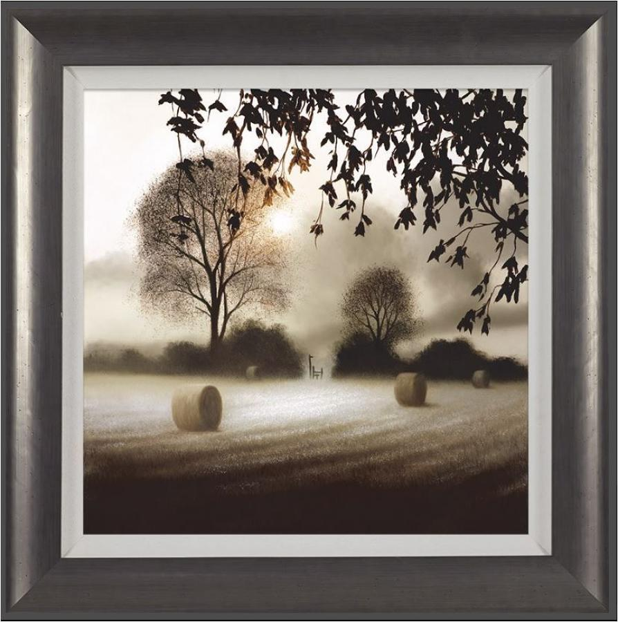 The Way Ahead Framed Art Print by John Waterhouse