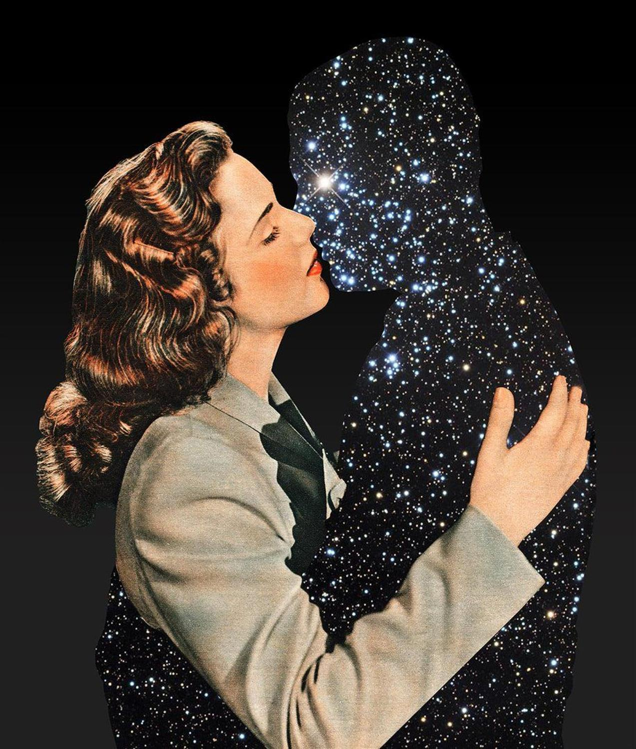 Anatare's & Love XI Art Print By Joe Webb