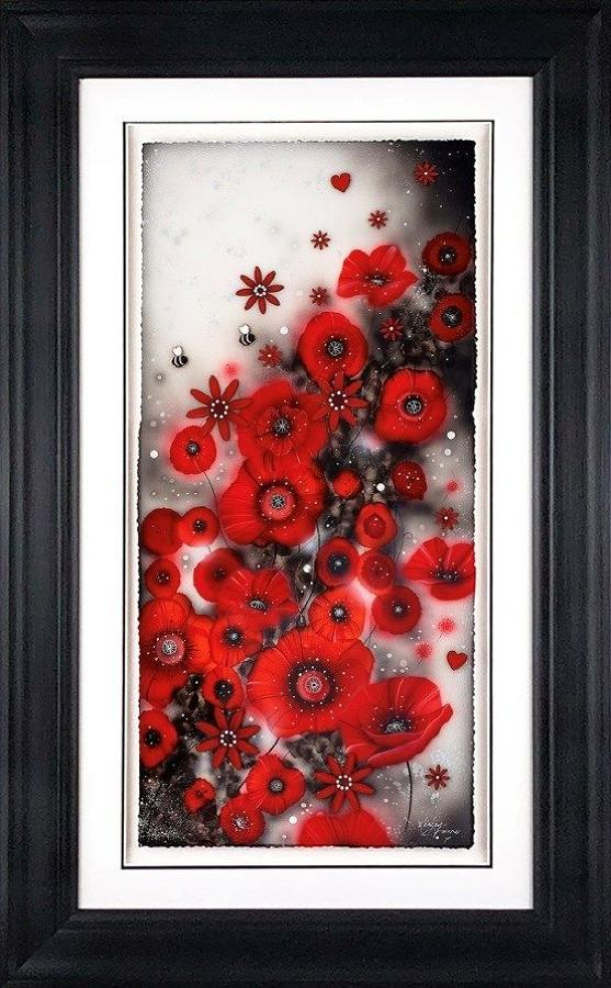 Hope - Framed Art Print by Kealey Farmer