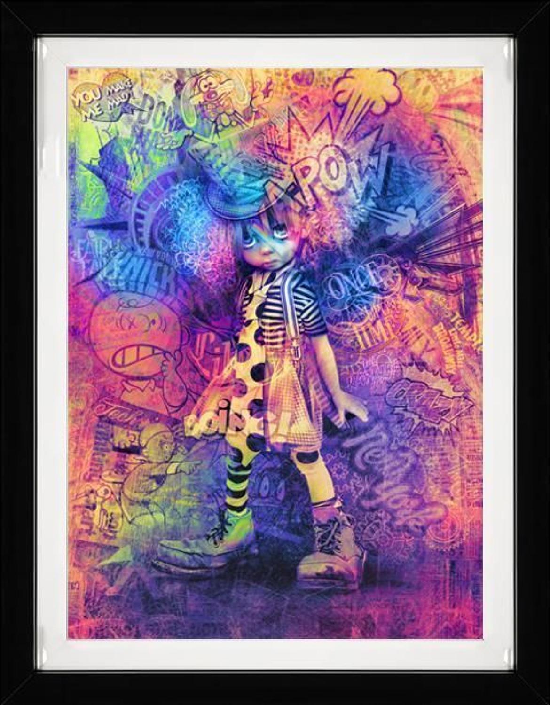 Fairytale In New York Framed Art Print by Craig Everett