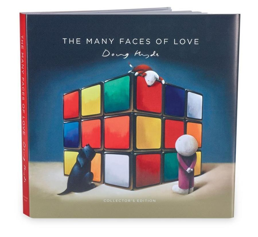 Doug Hyde-The Many Faces of Love Book