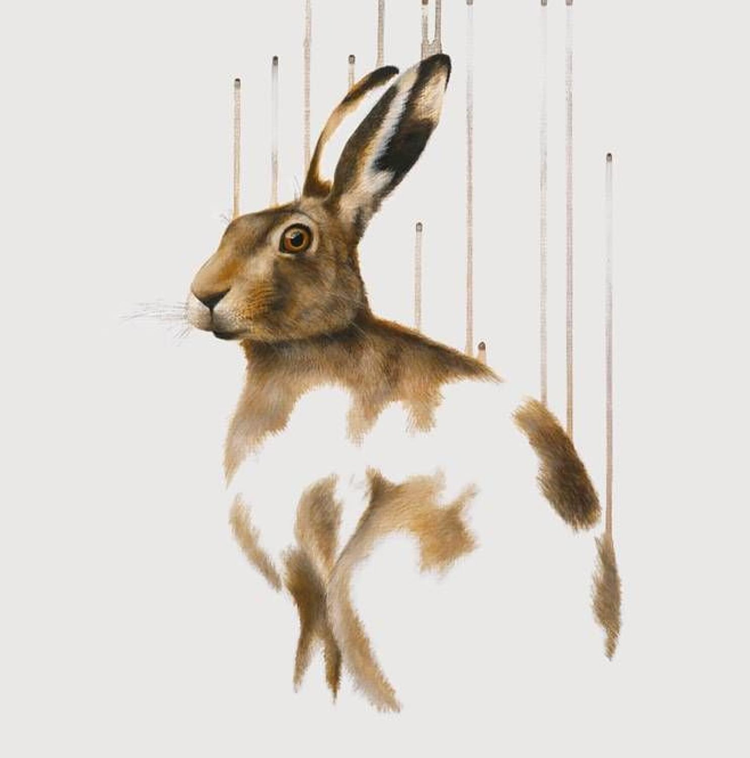 Divine Lunatic By Louise McNaught-Art Print