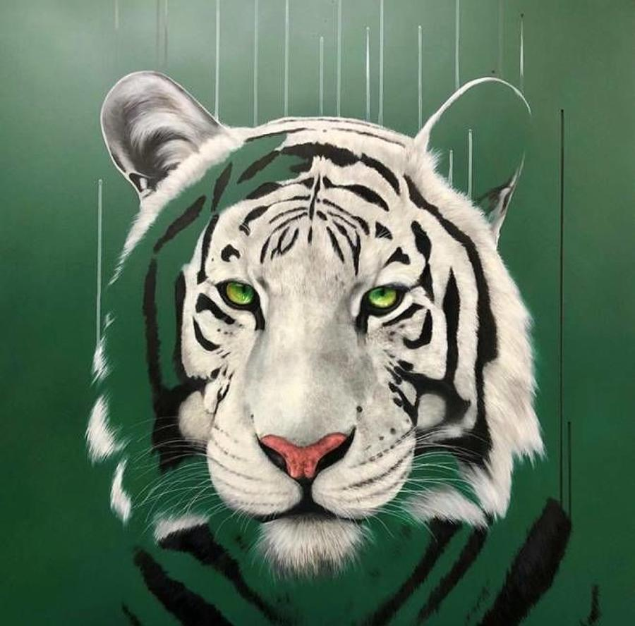 ''Legend''By Louise McNaught Art Print