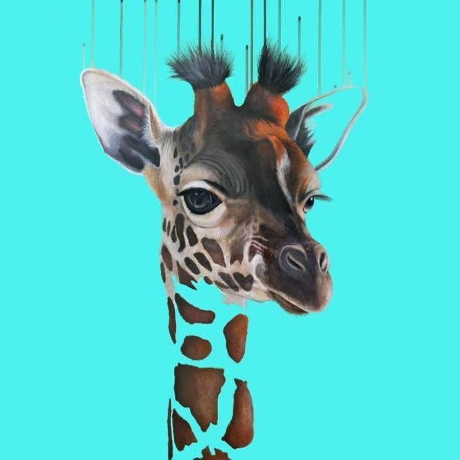 'Young At Heart' Art Print By Louise McNaught