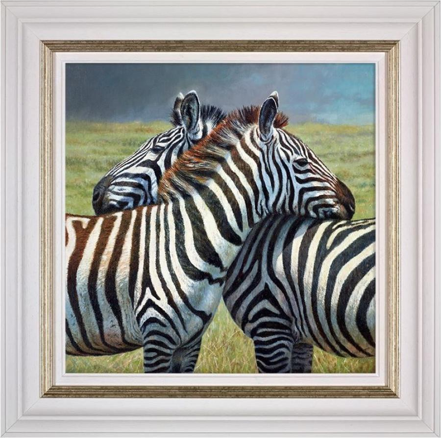 Nearest and Dearest Framed Art Print by Tony Forrest